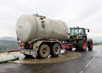 Les déchets agricoles, comme le fumier et le lisier, représentent une ressource inexploitée en Suisse et sont encore très peu utilisés pour la production d'énergie.