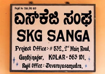 La technologie du biogaz, mis en œuvre par l'organisation non gouvernementale indienne particulièrement expérimenté SKG Sangha, a déjà été maintes fois testé dans la campagne indienne. La technologie s'améliore toujours en fonction des nouveaux besoins et habitudes.